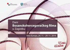 Dani BIH Filma U Zagrebu