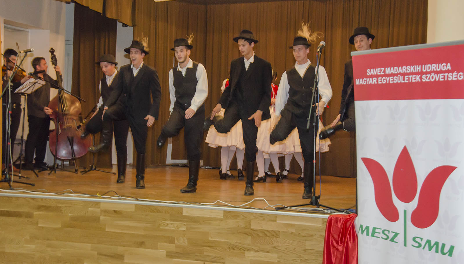 Madjarski Narodni Plesovi Iz Baranje (3)
