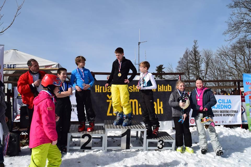 Skijanje Natjecanje Nacionalnih Manjina 18