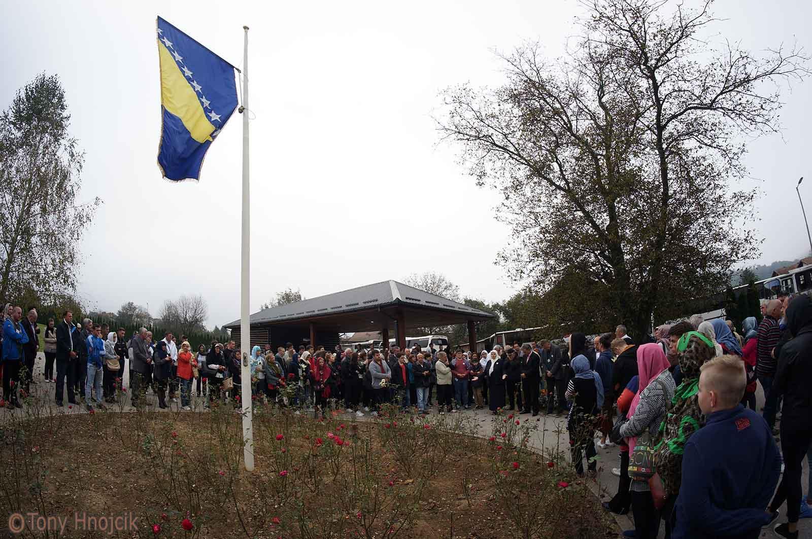 Srebrenica 2016. - Konvoj Mira (10)