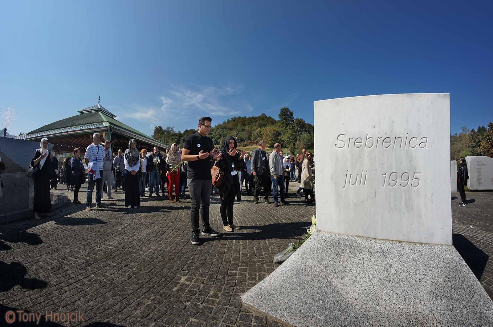 Srebrenica 2016. - Konvoj Mira (14)