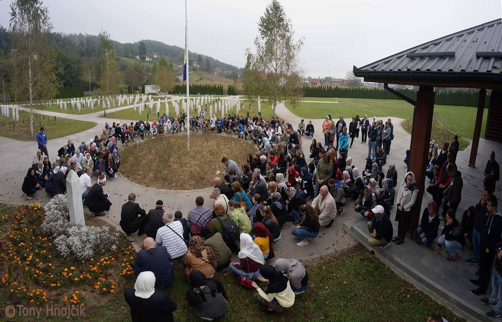 Srebrenica 2016. - Konvoj Mira (8)