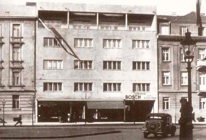 Stambeno Oslovna Zgrada Radovan Savska 8 Zagreb 1937.