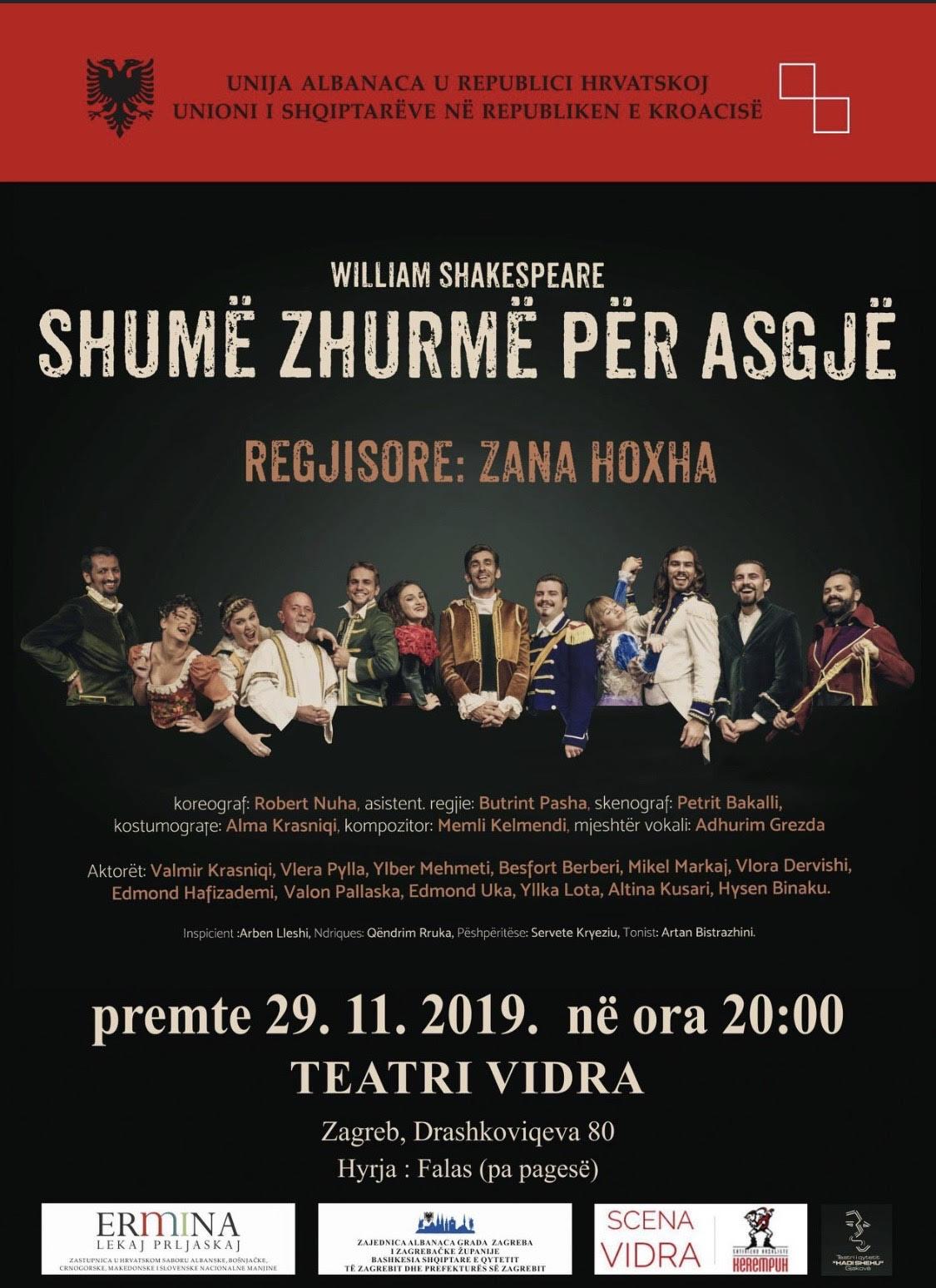 Albanci Film I Predstava 10