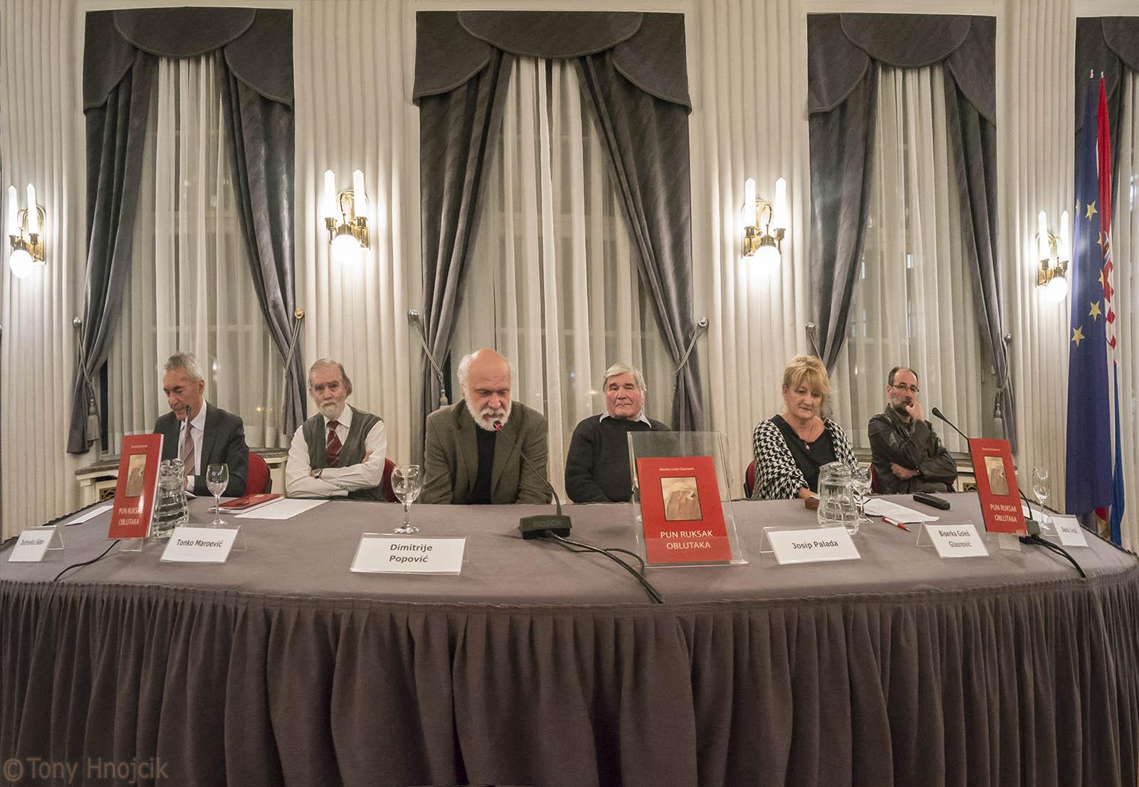 Crnogorci - Promocija Knjige 12