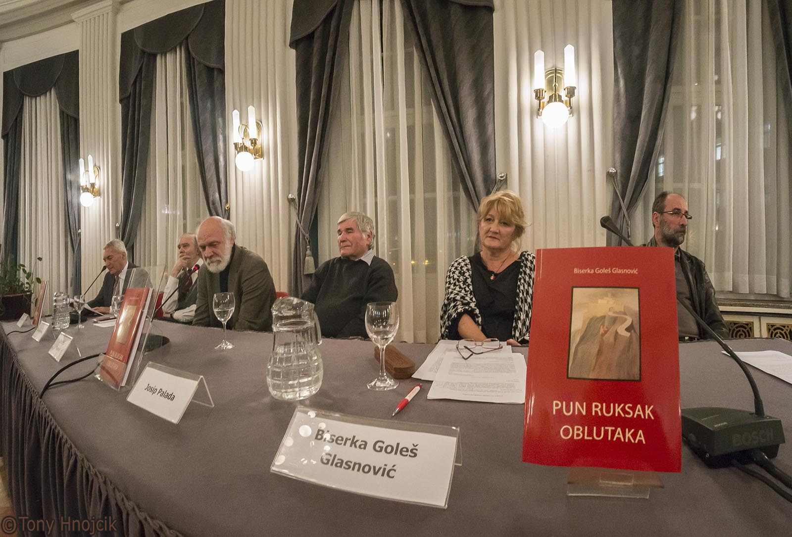 Crnogorci - Promocija Knjige 14