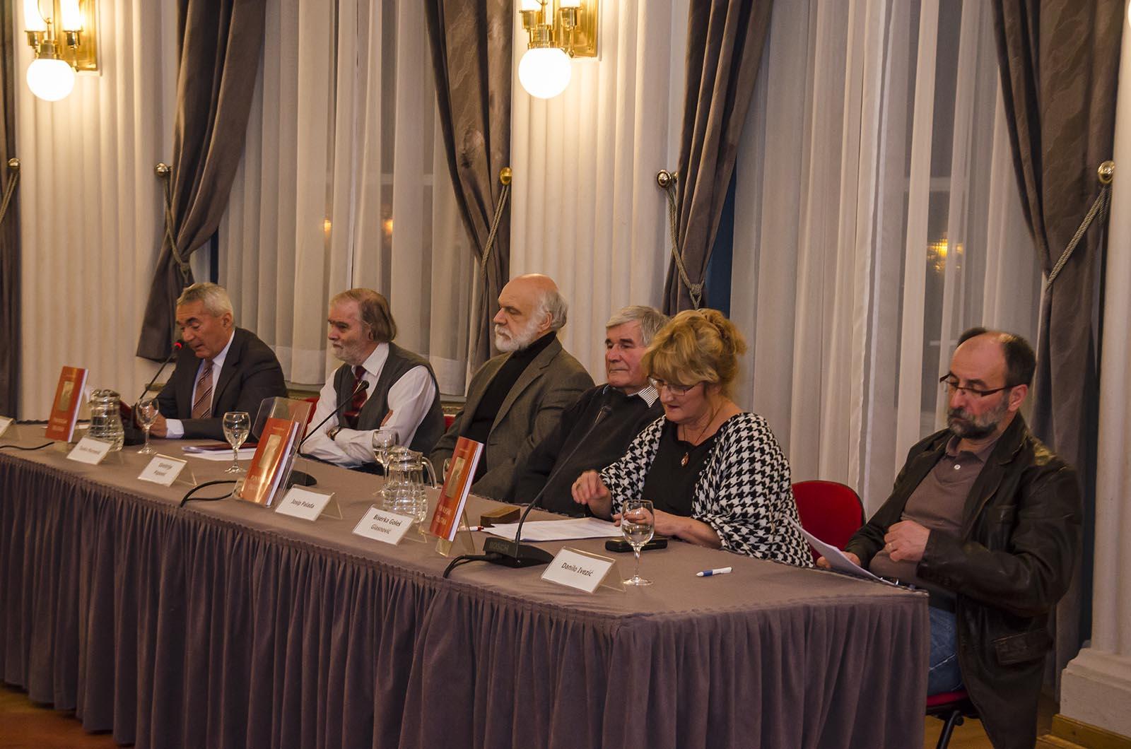 Crnogorci - Promocija Knjige 2