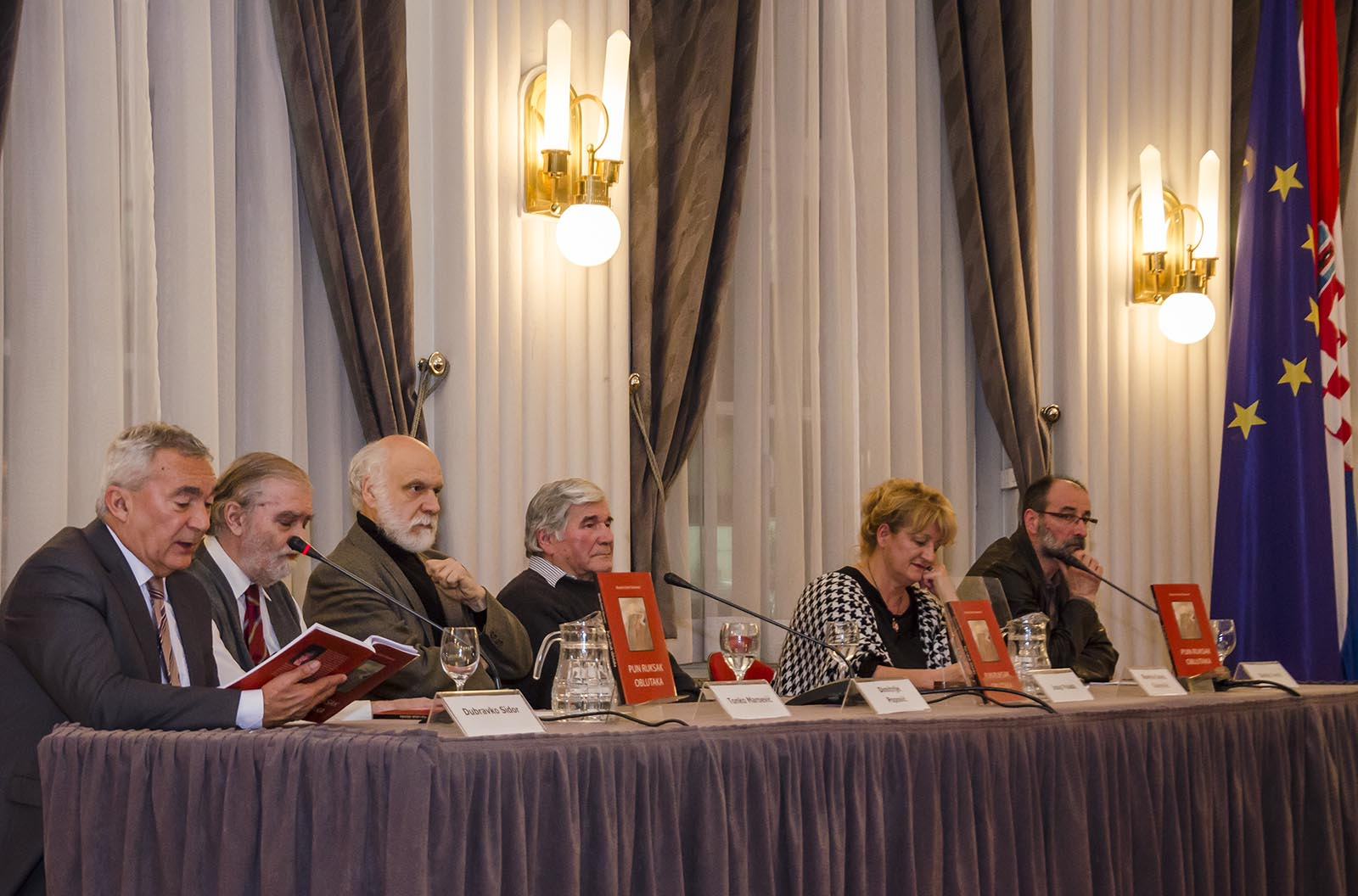 Crnogorci - Promocija Knjige 6