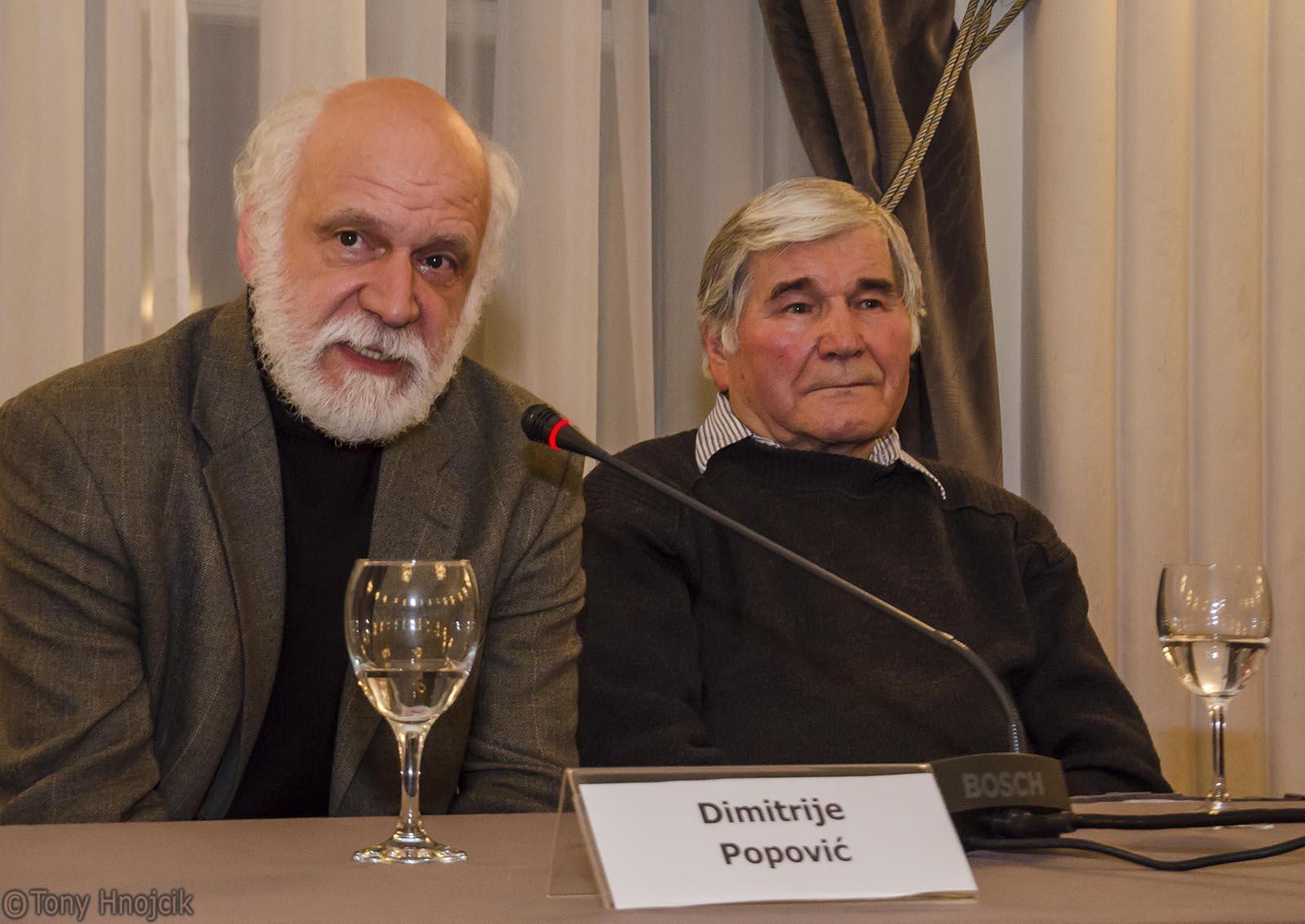 Crnogorci - Promocija Knjige 7