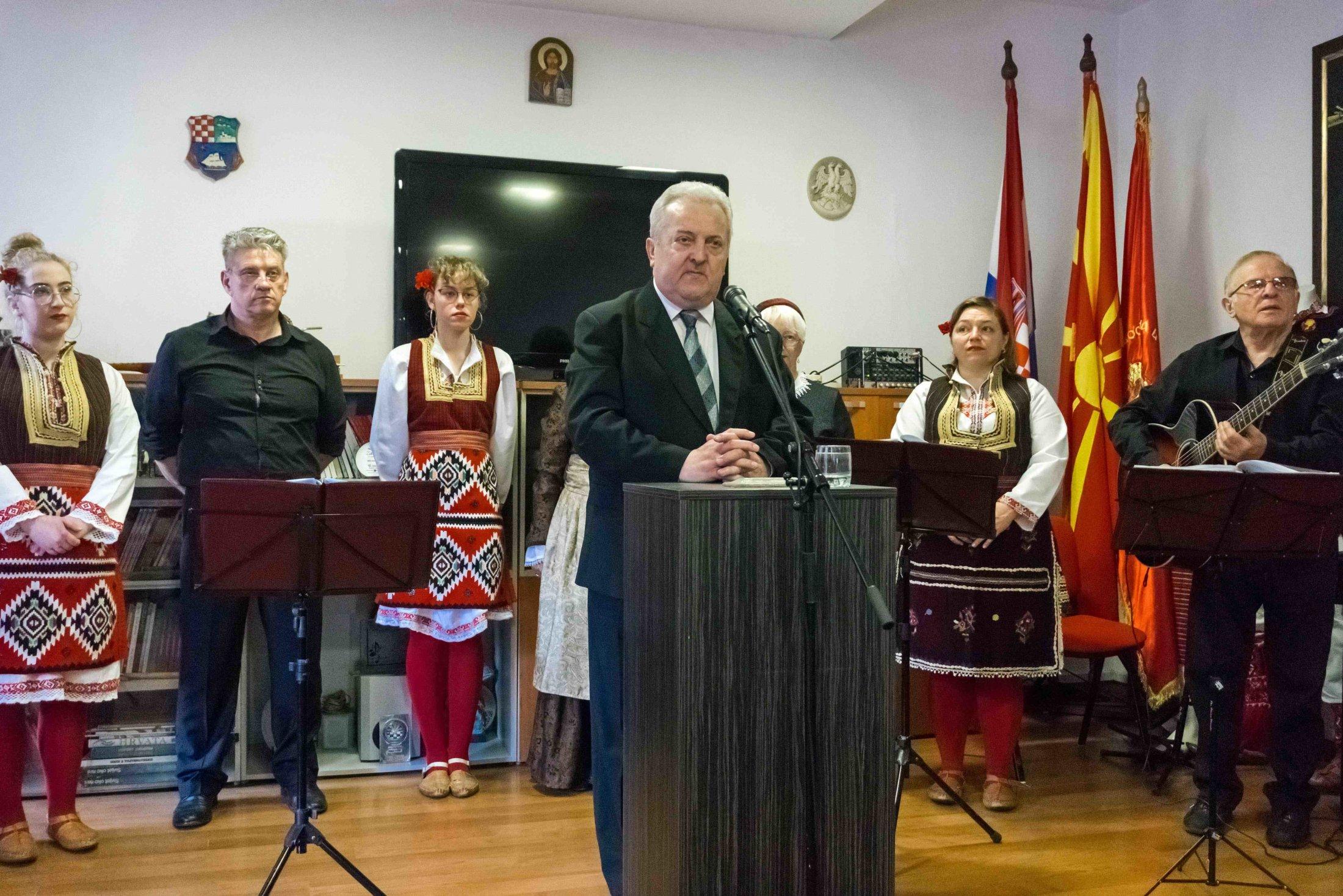 Makedonci - Ciril I Metod 5