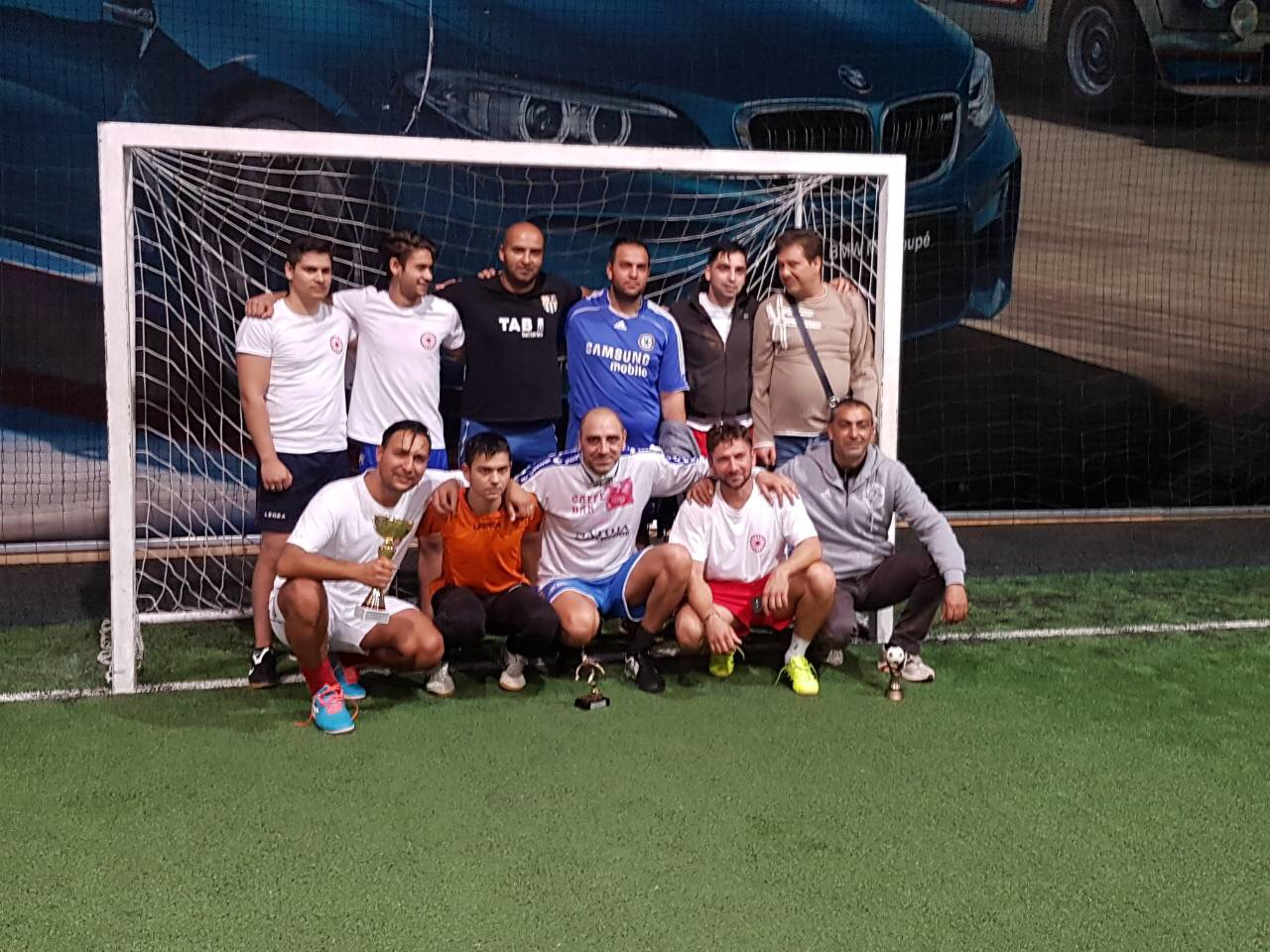 Mali Nogomet 11
