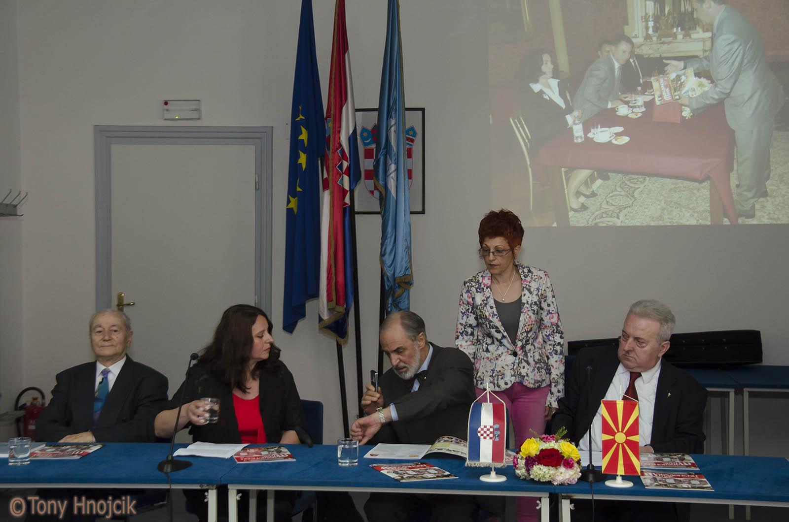 Promocija 100. Broja Makedonskog Glasa (3)