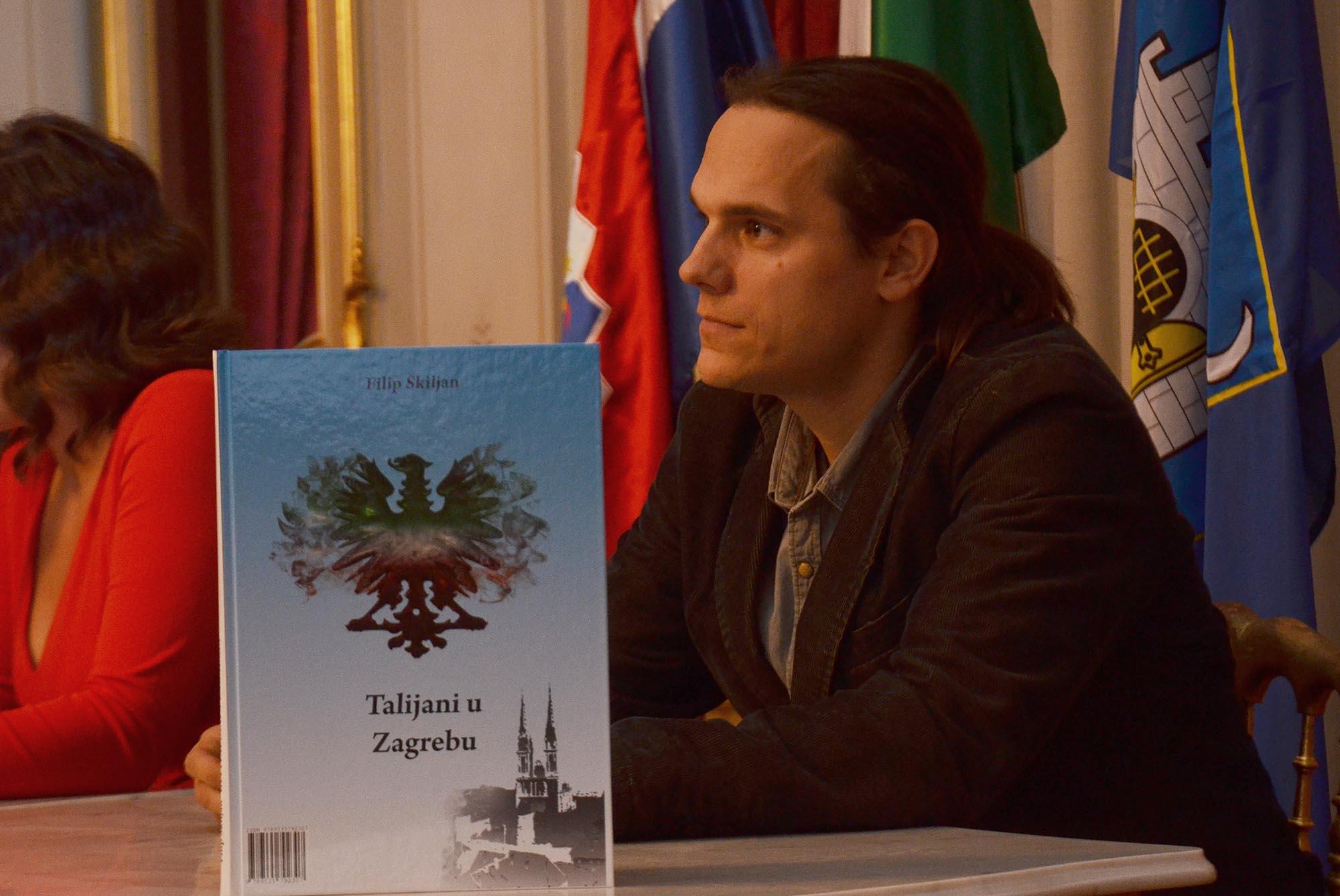 Promocija Knjige,- Talijani U Zagrebu (1)