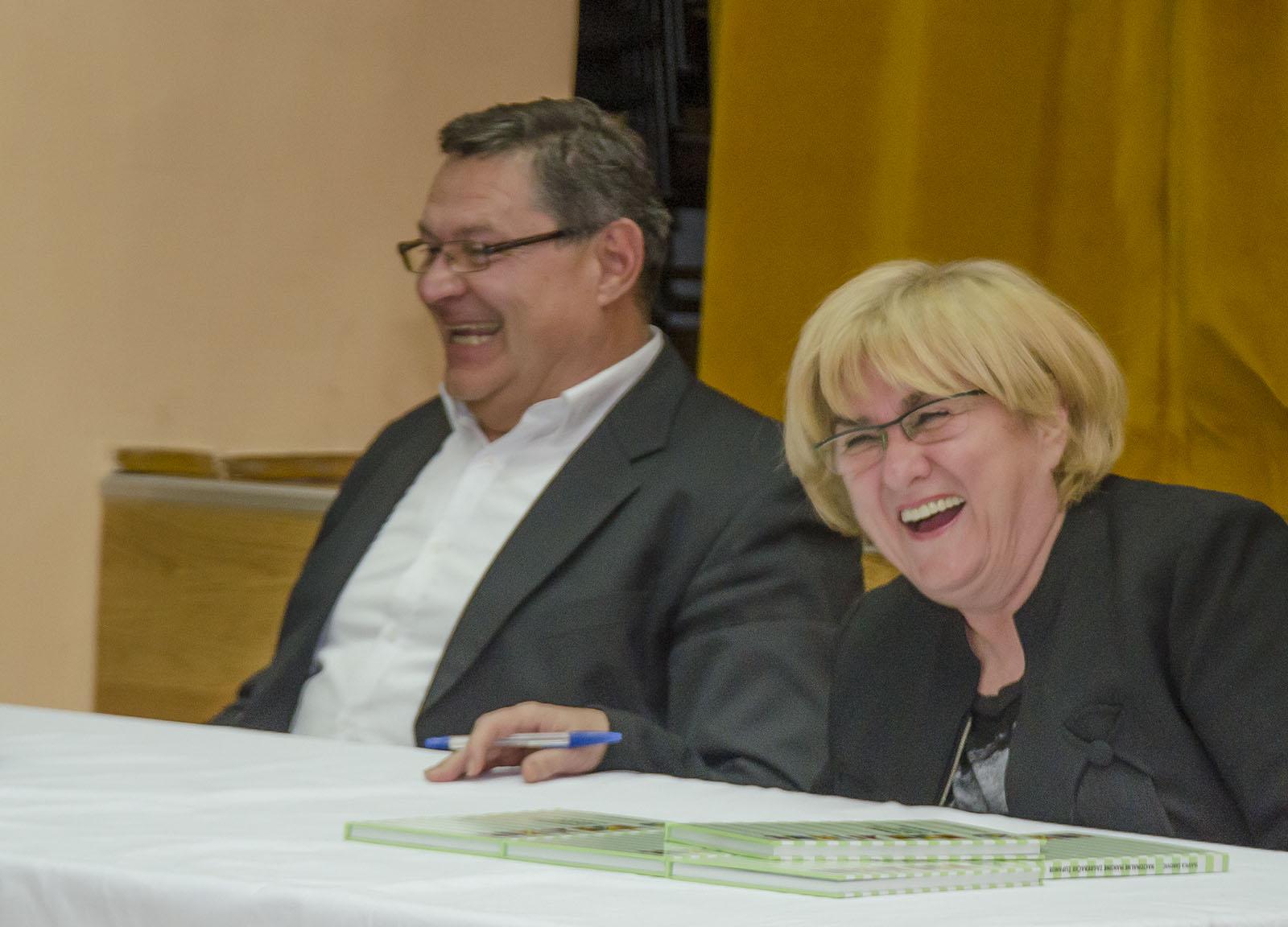 promocija knjige nacionalne manjine zagrebacke zupanije - slavica sarovic