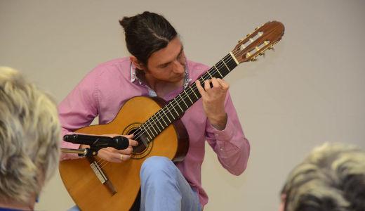 Koncert Na Gitari - Madjarski Institut (3)