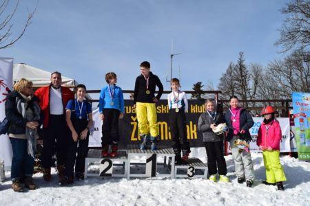 Skijanje Natjcanje Nacionalnih Manjina 1