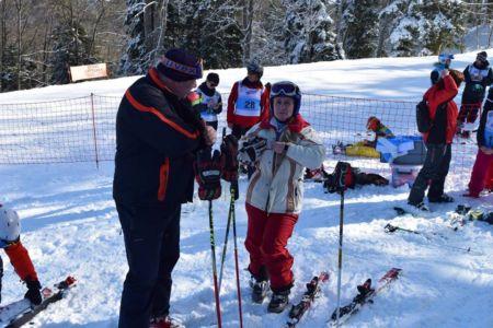 Skijanje Natjecanje Nacionalne Manjine 24
