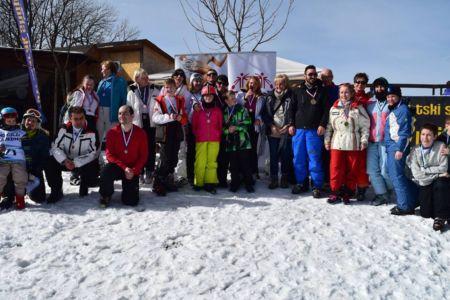 Skijanje Natjecanje Nacionalnh Manjina 23
