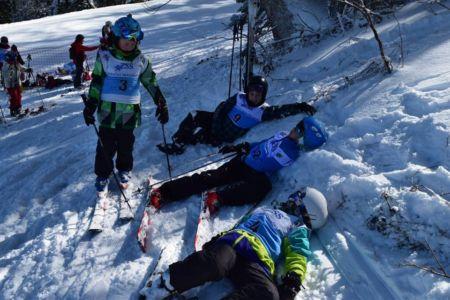 Skijanje Natjecanje Nacionalnih Manjina 10