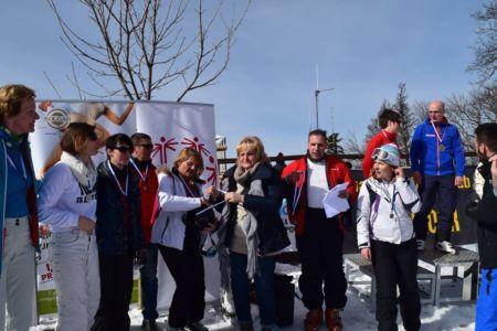 Skijanje Natjecanje Nacionalnih Manjina 11