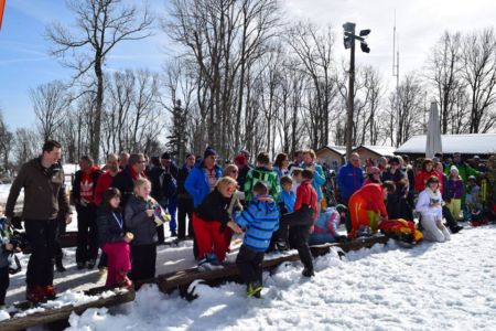 Skijanje Natjecanje Nacionalnih Manjina 15