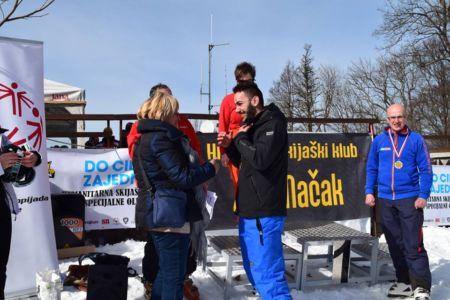 Skijanje Natjecanje Nacionalnih Manjina 16