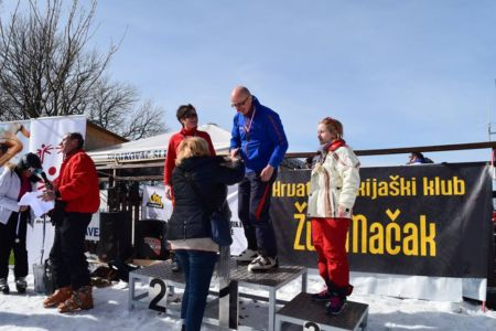 Skijanje Natjecanje Nacionalnih Manjina 17