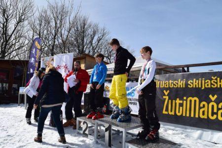 Skijanje Natjecanje Nacionalnih Manjina 19