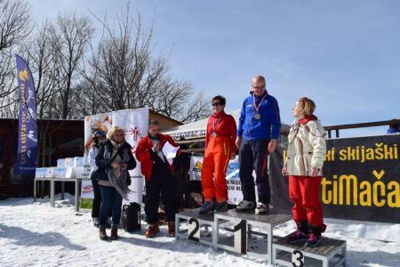 Skijanje Natjecanje Nacionalnih Manjina 2