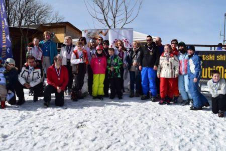 Skijanje Natjecanje Nacionalnih Manjina 20