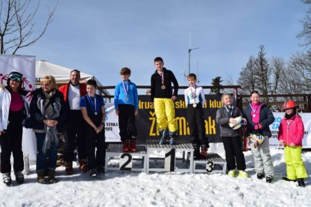 Skijanje Natjecanje Nacionalnih Manjina 21