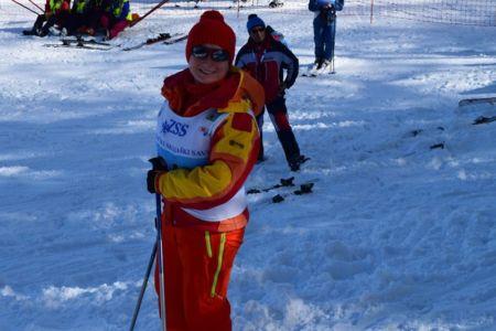 Skijanje Natjecanje Nacionalnih Manjina 25