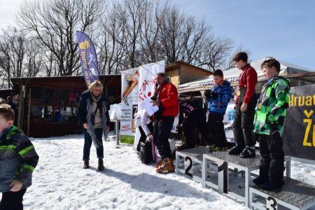 Skijanje Natjecanje Nacionalnih Manjina 3