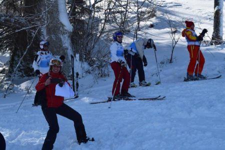 Skijanje Natjecanje Nacionalnih Manjina 4