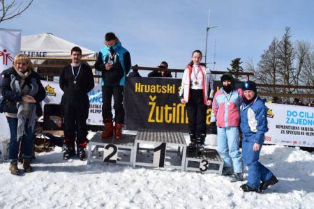 Skijanje Natjecanje Nacionalnih Manjina 7
