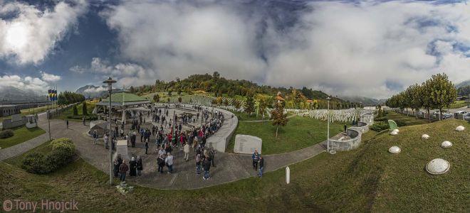 Srebrenica 2016. - Konvoj Mira (2)