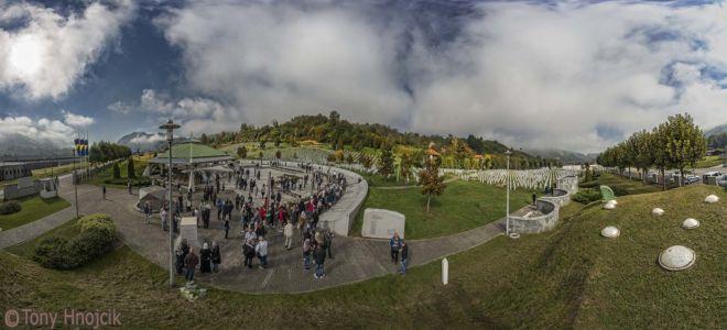 Srebrenica 2016. - Konvoj Mira 2