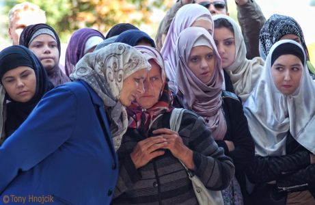 Srebrenica 2016. - Konvoj Mira (37)