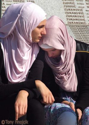 Srebrenica 2016. - Konvoj Mira (43)