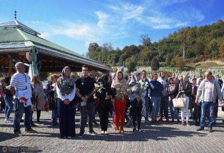 Srebrenica 2016. - Konvoj Mira (51)
