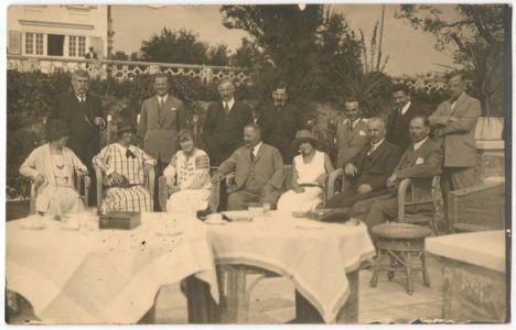 Stjepan I Marija Radi¦ç S Obitelji I Prijateljima