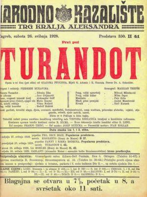 Turandot Plakat 5