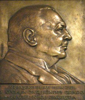 Vjekoslav Heinzel