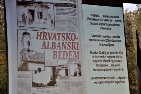 Albanci Stol 20