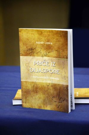 Bosnjaci Knjiga Dijaspora 1