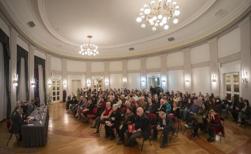 Crnogorci - Promocija Knjige 11