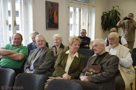 dani ceske i hrvatske kulture i Zagrebu - okrugli stol