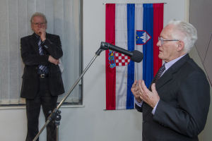 slovenski dom - izlozba vladimira brezaja