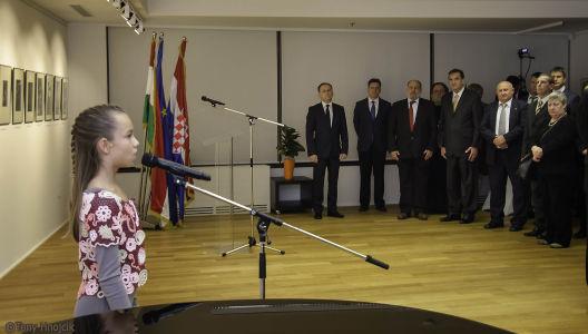 prijem povodom madjarskog nacionalnog praznika