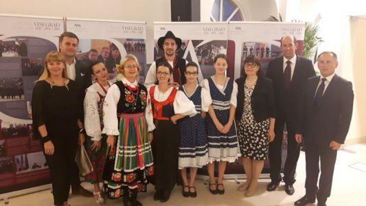 Madjari I Slovaci Proslava 1